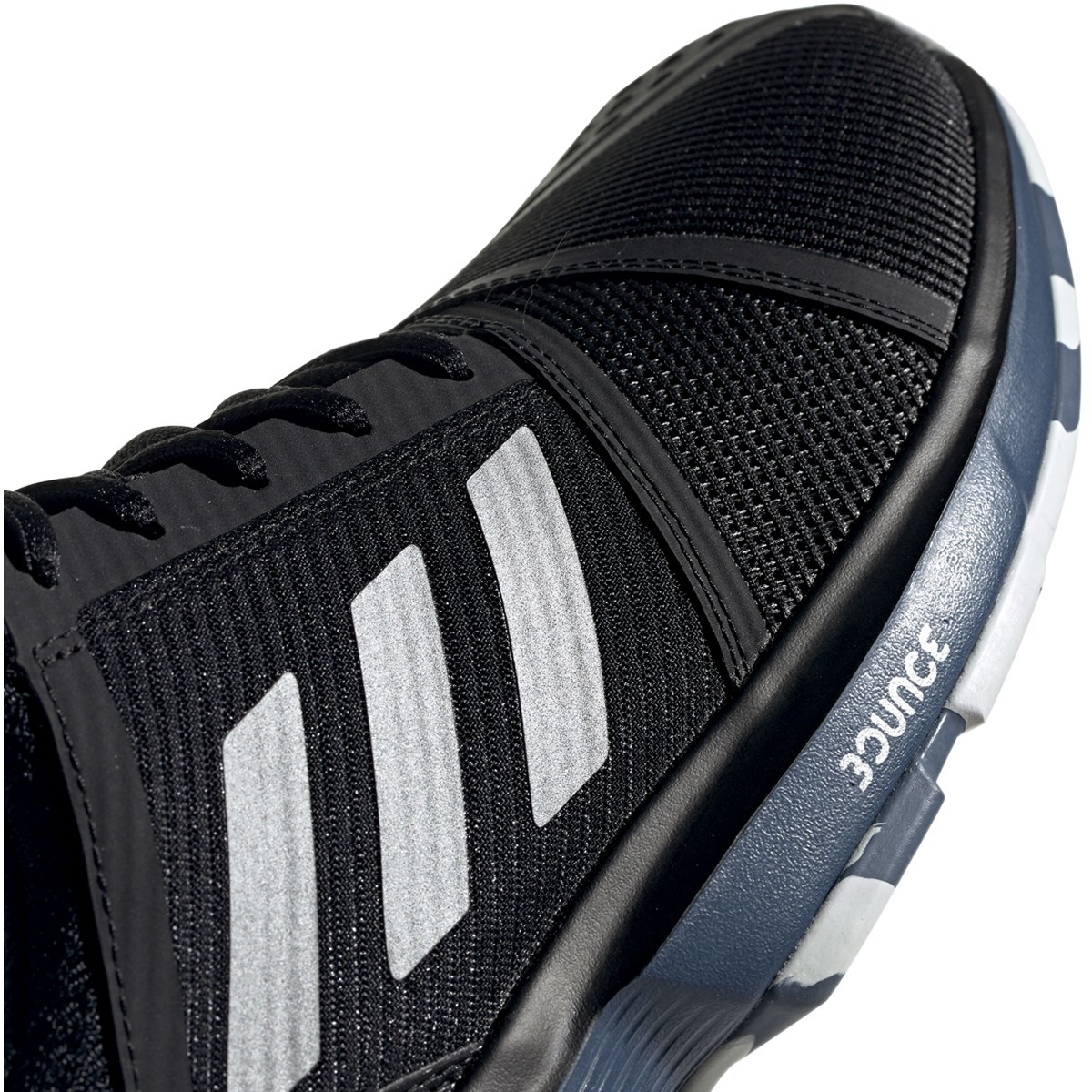 adidas cross court black