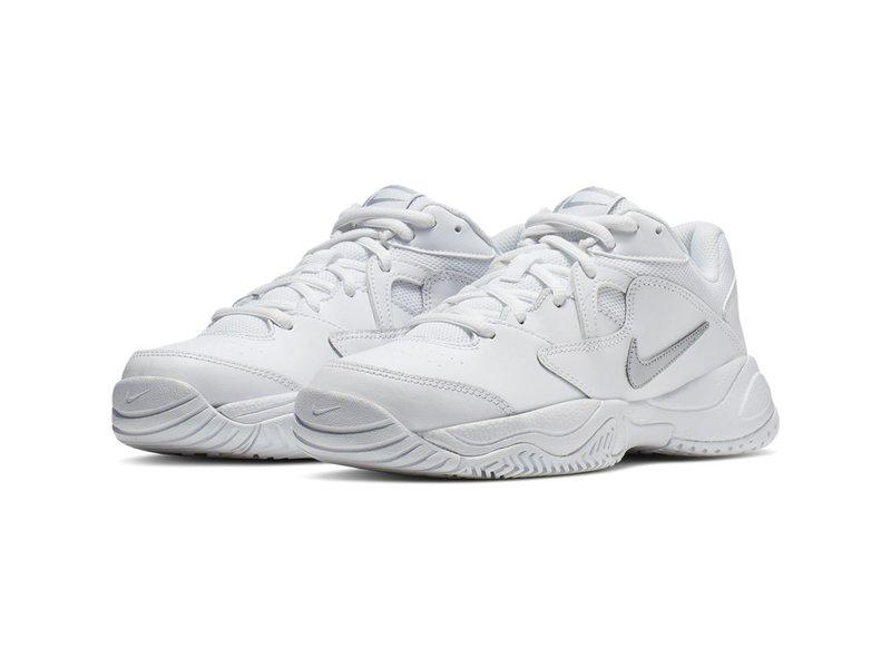 Nike Women's Court Lite 2 Tennis Shoes White/Black