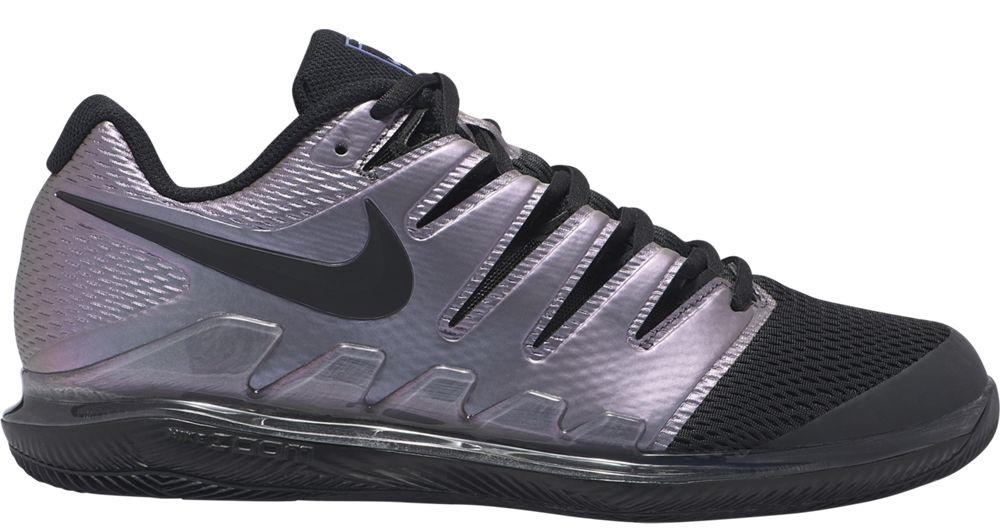 Men's Nike Air Zoom Vapor X Tennis Shoe Multi ColorBlack