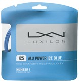 Luxilon ALU Power Ice Blue Tennis String