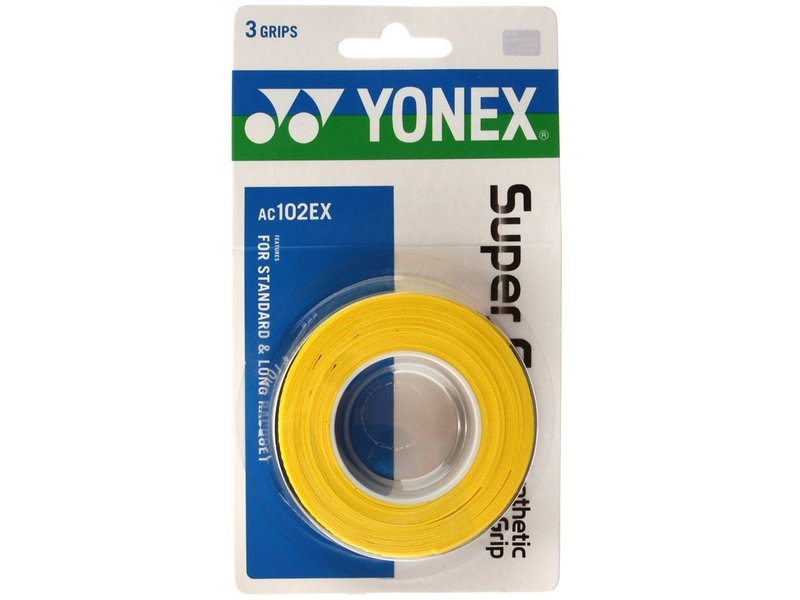 Yonex Super Grap Overgrip (Various Colors)