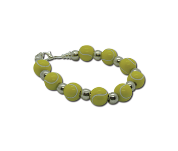 Racquet Inc Tennis Ball Bracelet