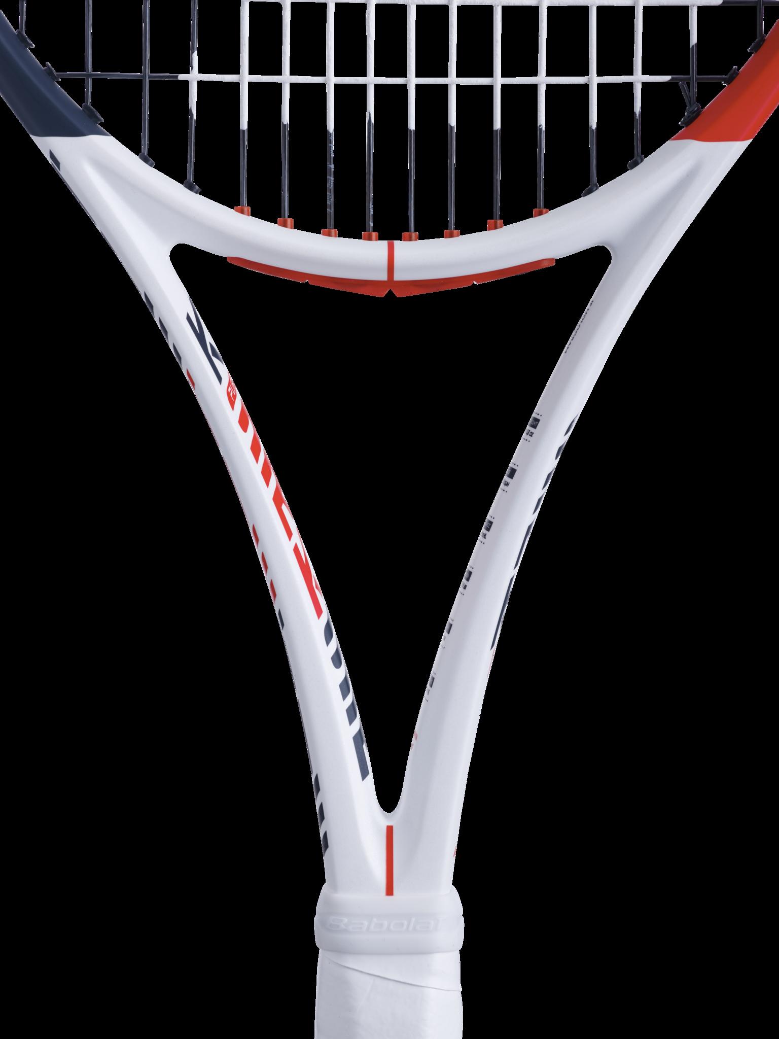 Sharp Control and Pinpoint Precision Babolat Pure Strike 3rd Gen 16x19 Tennis Racquet Dominic Thiems Racquet
