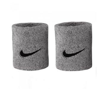 Nike Swoosh Singlewide Wristband Grey
