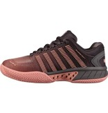 K-Swiss Women's Hypercourt Express Tennis Shoes Plum/Caramel