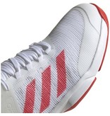 Adidas Adizero Ubersonic 2 White/Red Men's Shoe