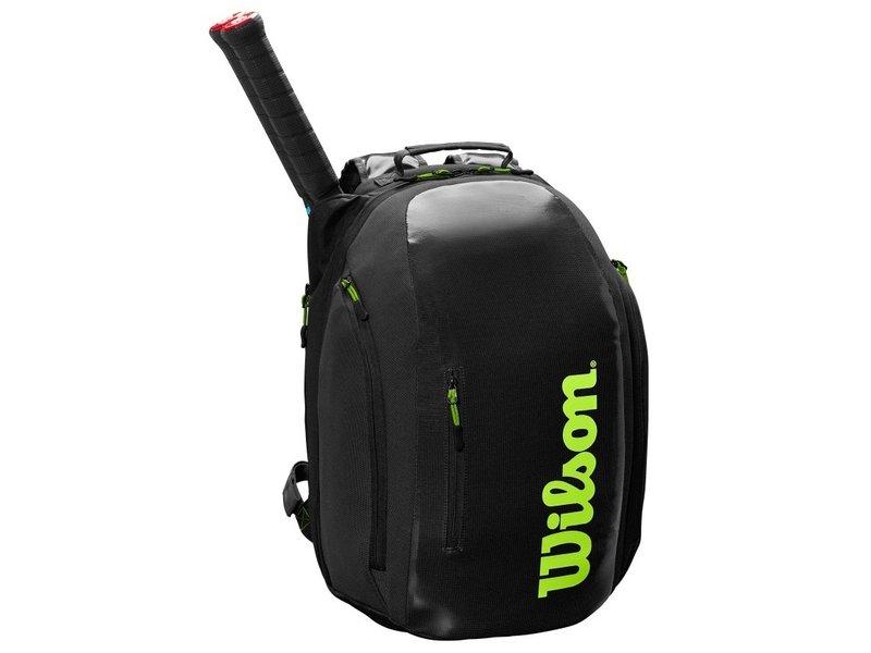 Wilson Super Tour Blade Backpack Black/Green