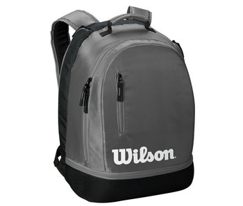 Wilson Team Grey/Black Tennis Backpack