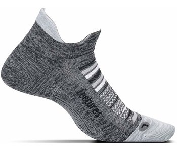 Feetures Elite Light Cushion No Show Tab Socks Night Sky Large
