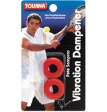 Tourna Pete Sampras Touna Vibration Dampener Red