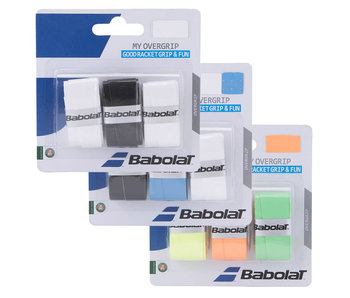 Babolat My Overgrip 3 pack