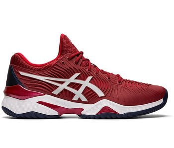 Asics Court FF Novak Burgundy/White