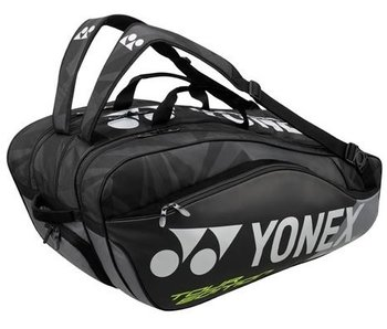 Yonex Pro Series 9-Pack Tennis Bag Black