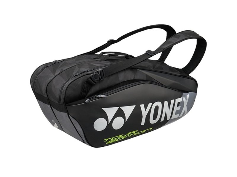 Yonex Pro Series 6-Pack Tennis Bag Black