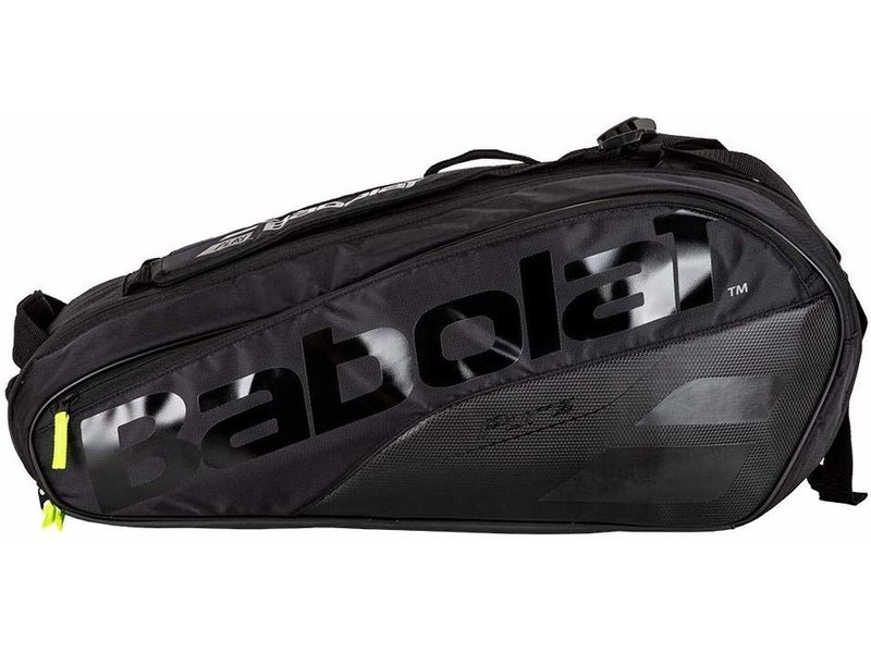 Babolat Pure Black 6 Pack Tennis Bag 2019