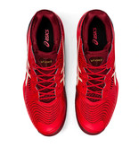 Asics Men's Court FF 2 Tennis Shoes Classic Red/White