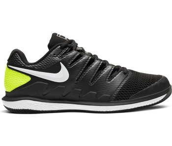 Nike Men's Zoom Vapor X Men's Tennis Shoes Black/White/Volt