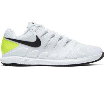 Nike Men's Zoom Vapor X Tennis Shoes White/Black/Volt