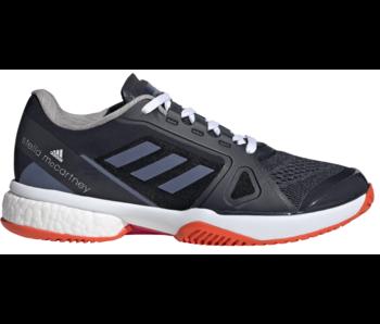 Adidas Stella Court Navy/Purple/Orange Women's Tennis Shoes
