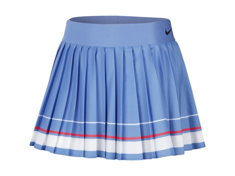 TennisTopia Potomac Swim A Team Maria Skirt White or Blue