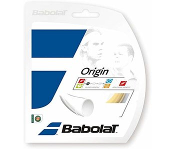 Babolat Origin Tennis String Black 16