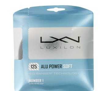 Luxilon Alu Power Soft 1.25 Tennis String