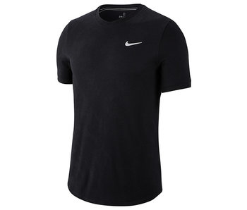 TennisTopia Northwest HS Men's Court Dry Crew Black with NW logo
