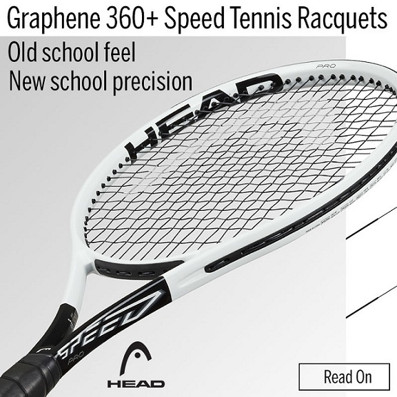 Head Graphene 360+ Speed Tennis Racquets - Full Review