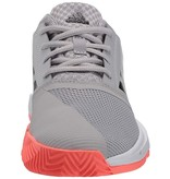 Adidas CourtJam xJ Junior Tennis Shoes Kids Grey/Coral