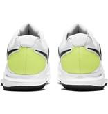 Nike Men's Wide Air Zoom Vapor X Tennis Shoes White/Black/Volt
