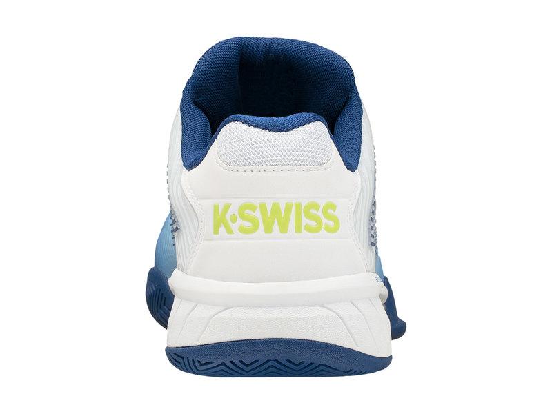K-Swiss Hypercourt Express 2 White/Blue/GreenMen's Shoe