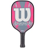 Wilson Profile Pickleball Paddles Pink/White
