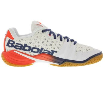 Babolat Shadow Tour Men's Pickleball Shoes White/Blue