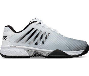 K-Swiss Men's Hypercourt Express 2 Tennis Shoes White/Highrise/Black