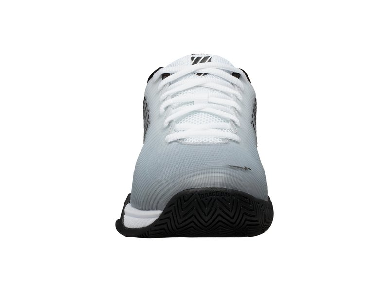K-Swiss Men's Hypercourt Express 2 Tennis Shoes White/Highrise/Black