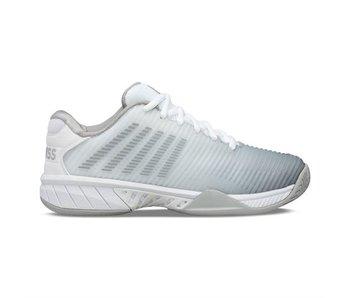 K-Swiss Hypercourt Express 2 White/Silver Women's Shoe