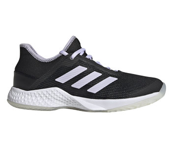 Adidas Adizero Club Core Black/Purple Tint/White Women's Shoe