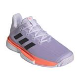 Adidas SoleMatch Bounce Purple/Black Women's Shoe