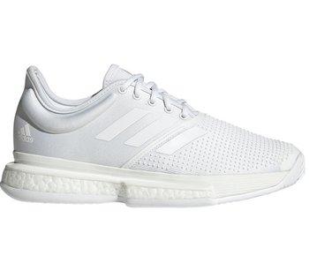 Adidas SoleCourt Boost Parley White Women's Shoe