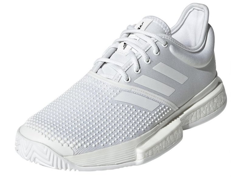 Adidas SoleCourt Boost Parley White Women's Shoe
