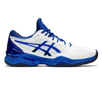 Asics Court FF 2 Novak White/Blue