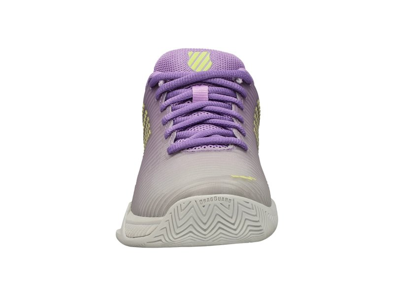 K-Swiss Hypercourt Express 2 Purple/Green Women's Shoe