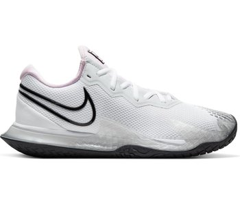 Nike Women's Vapor Cage 4 Tennis Shoes White/Black