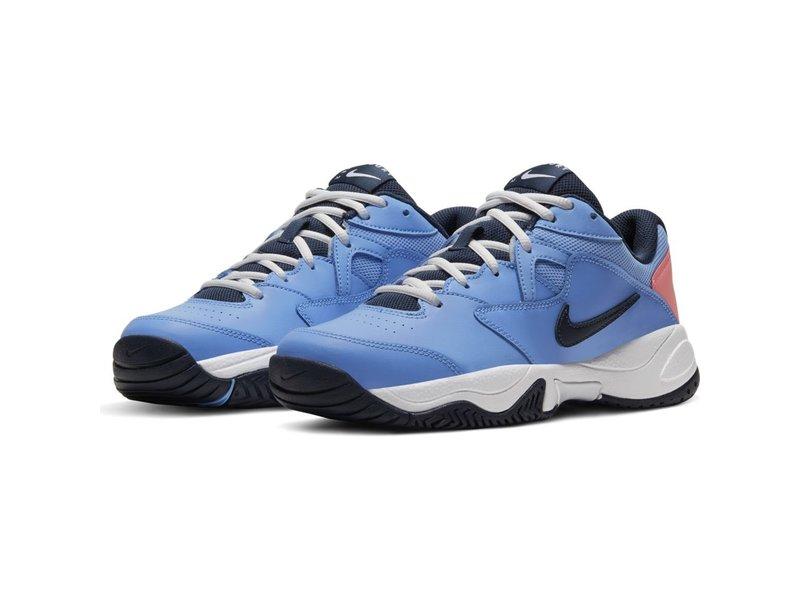 Nike Court Lite 2 Royal/Sunblush Women's Shoe