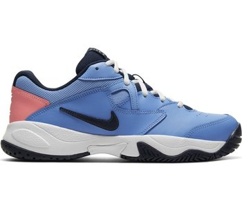 Nike Court Lite 2 Royal/Sunblush Women's Shoe