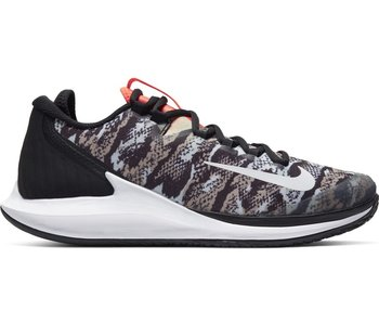Nike Men's Air Zoom Zero Tennis Shoes Camo/White