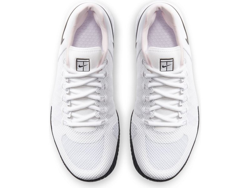 Nike Flare 2 White/Black-Pink Foam Women's Tennis Shoes