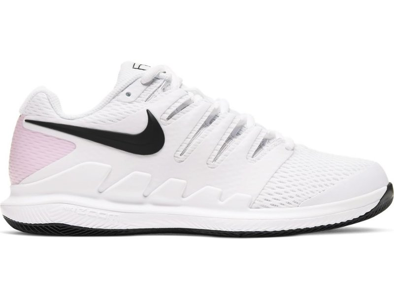 físicamente Caso Wardian Levántate  Women's Nike Air Zoom Vapor X Tennis Shoes White/Pink - Tennis Topia - Best  Sale Prices and Service in Tennis