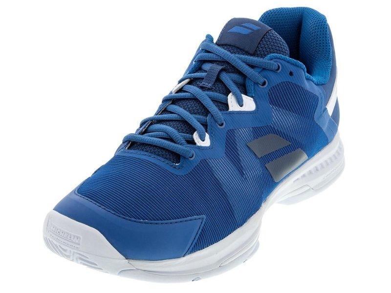 Babolat Men's SFX3 All Court Tennis Shoes Dark Blue