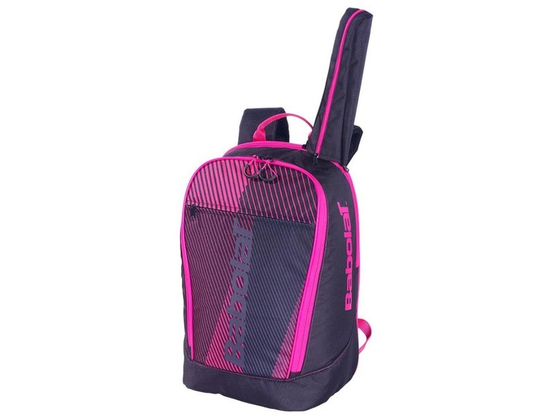 Babolat Essential Classic Club Tennis Backpack Black/Pink